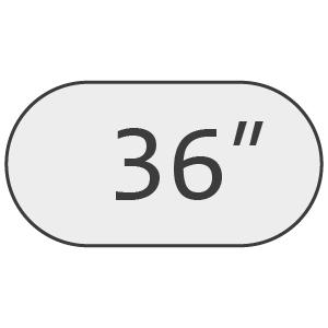 "36"" Deck"