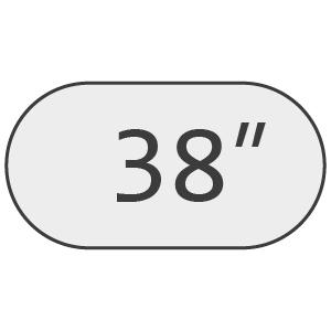 "38"" Deck"
