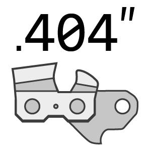 ".404"" Pitch Chain"