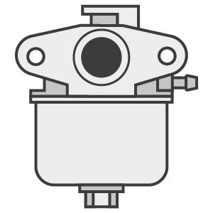 Carburettors & Fuel Parts - 4/Stroke