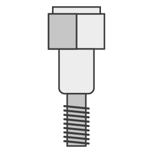 Adaptor Bolts