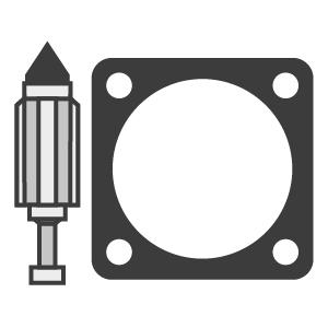 Carburettor Repair Kits - 2/Stroke