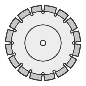 Cutting Discs & Diamond Blades - Disc-Cutters