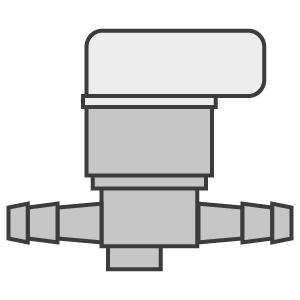 Fuel Taps - 4/Stroke