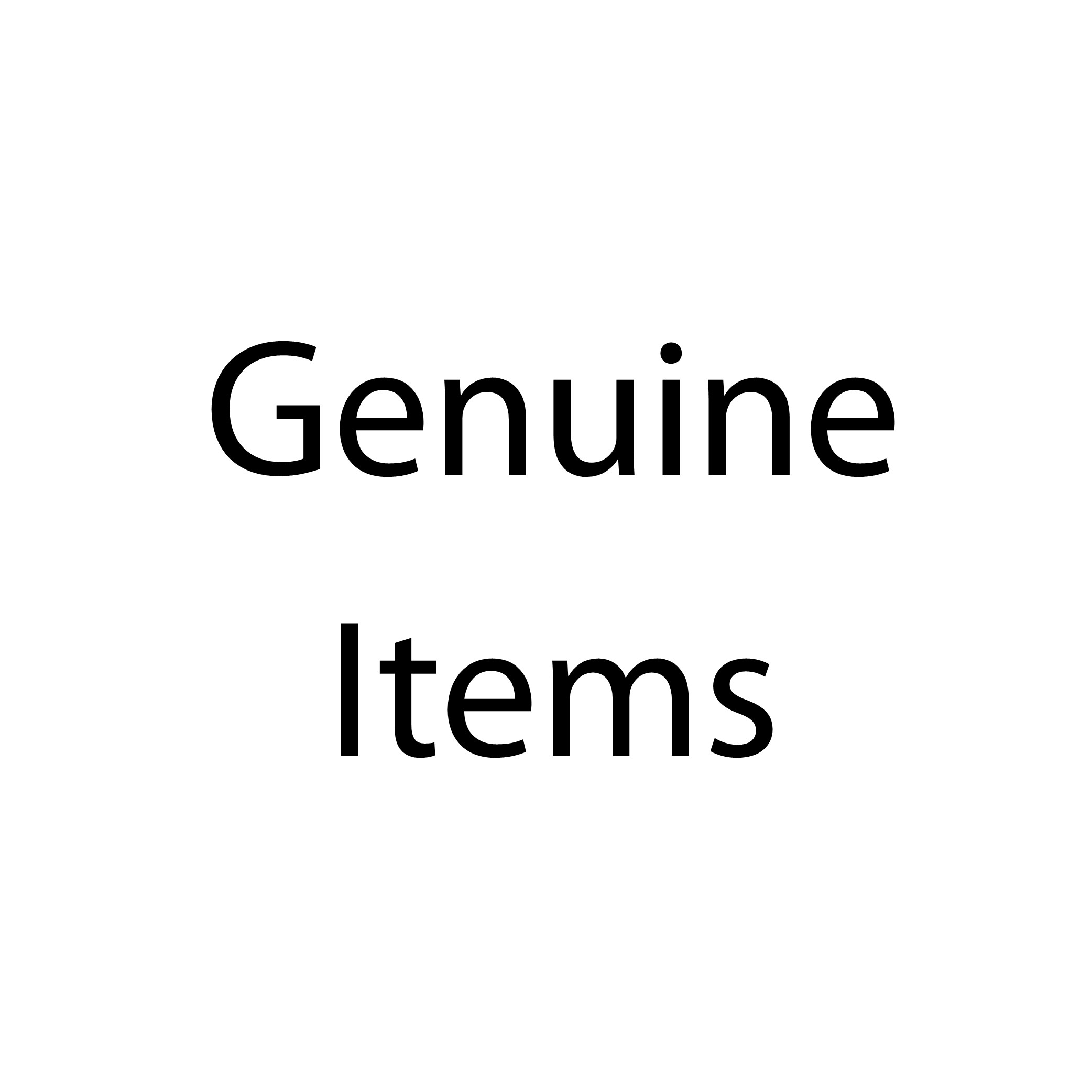 Clearance OEM Items