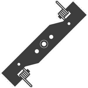 Lawnmower Scarifier Blades